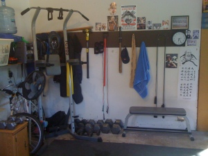 Home Gym--Right Side