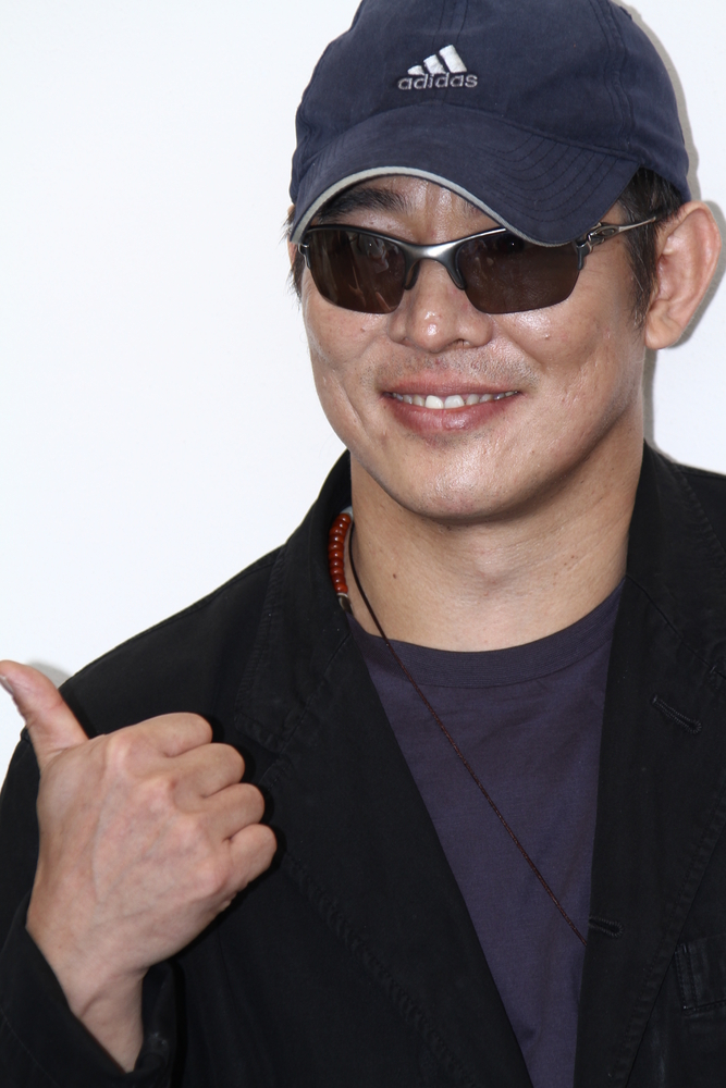 The 5 Greatest Martial Arts Actors of All Time (4/5)