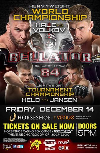 Bellator_84_Poster