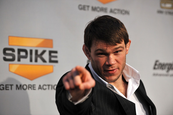 What do you think Forrest Griffin's legacy is?