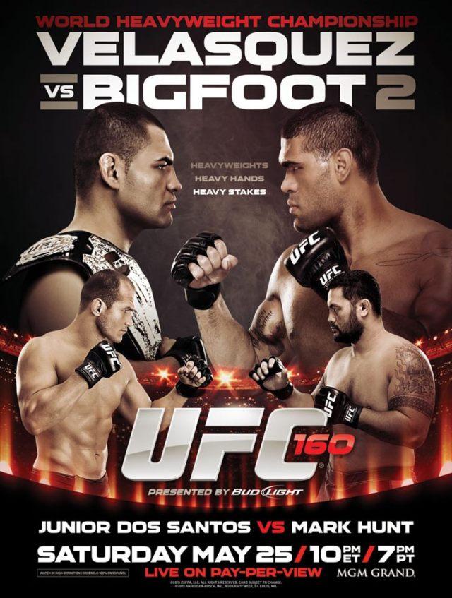 UFC-160-poster