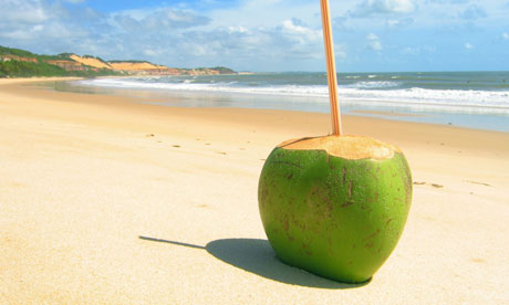 Coconut Water: The Hype is Real (1/5)