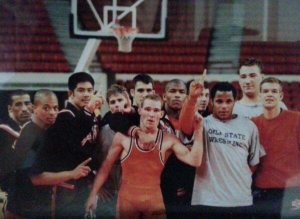 Spot the young DC!?! Notice anyone else familiar?