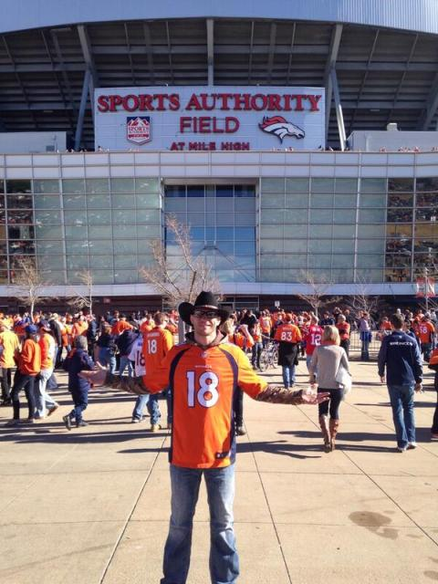 Let's go Broncos!!!!!