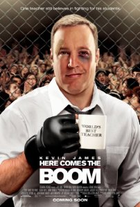 here comes the boom, kevin james, mma, ufc