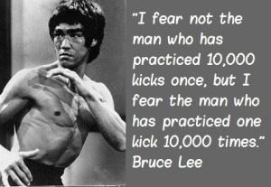 bruce lee, quote, inspiration, martial arts