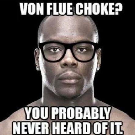 OSP Von Flue choke meme