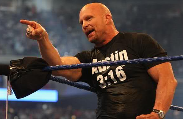 Listen to ALar, because Stone Cold says so!