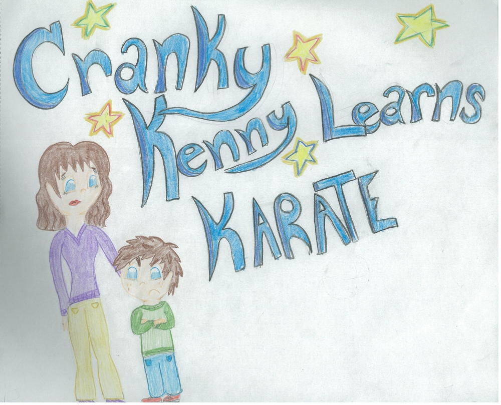 Self-Publication Project: A Karate Children's Book