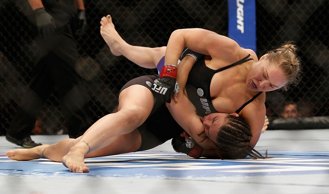 The Ronda Show: A Glimpse at the UFC 184 Main Event (1/3)