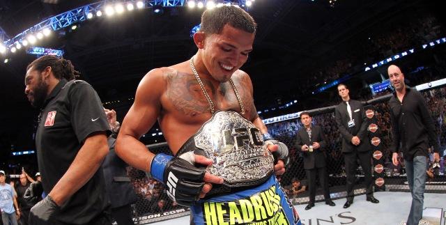 UFC 164: Henderson v Pettis
