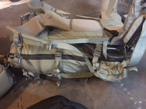 GORUCK, Dead-Squat, Sandbag, workout, GR1, Mystery Ranch, Marshall, backpack, training, workout, deadlift, squat