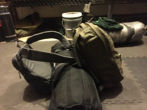 GORUCK, deadlift, bullet ruck, gr1, sandbag